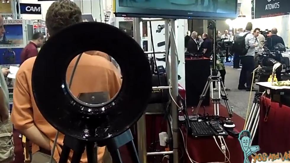 Spintec Rain Lens
